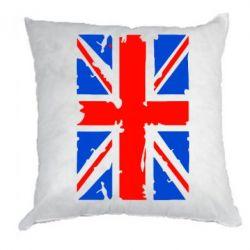 Подушка Британский флаг - FatLine
