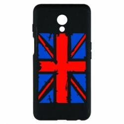 Чехол для Meizu M6s Британский флаг - FatLine
