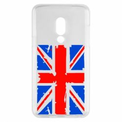 Чехол для Meizu 15 Британский флаг - FatLine