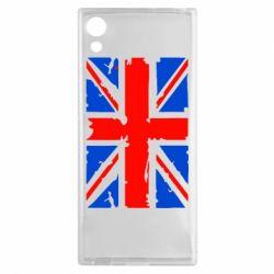 Чехол для Sony Xperia XA1 Британский флаг - FatLine