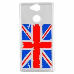 Чехол для Sony Xperia XA2 Британский флаг - FatLine