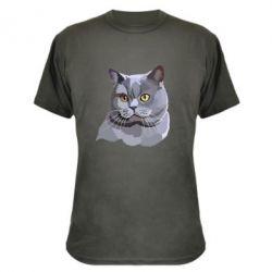 Камуфляжная футболка Briton