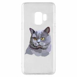Чехол для Samsung S9 Briton