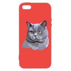 Чехол для iPhone5/5S/SE Briton