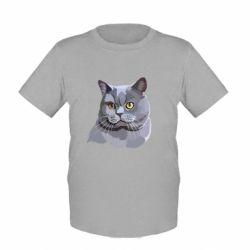 Детская футболка Briton