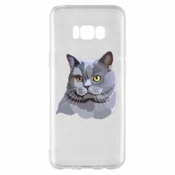 Чехол для Samsung S8+ Briton
