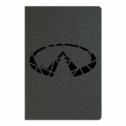Блокнот А5 Broken logo