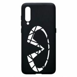 Чохол для Xiaomi Mi9 Broken logo
