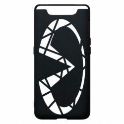 Чохол для Samsung A80 Broken logo