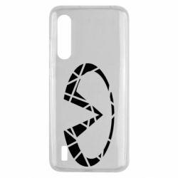 Чохол для Xiaomi Mi9 Lite Broken logo