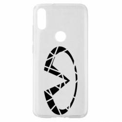 Чохол для Xiaomi Mi Play Broken logo