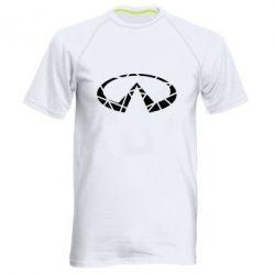 Чоловіча спортивна футболка Broken logo