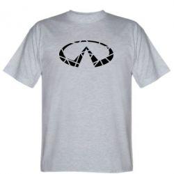 Чоловіча футболка Broken logo