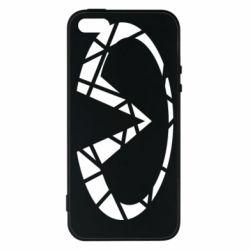 Чохол для iphone 5/5S/SE Broken logo