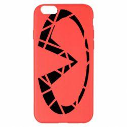 Чохол для iPhone 6 Plus/6S Plus Broken logo