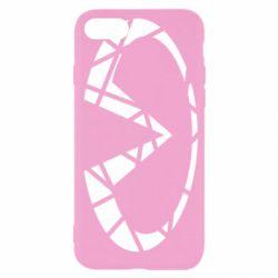 Чохол для iPhone 7 Broken logo