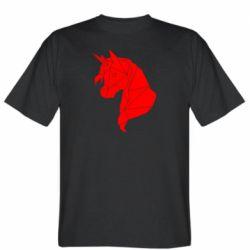 Чоловіча футболка Broken unicorn 1
