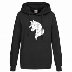 Толстовка жіноча Broken unicorn 1