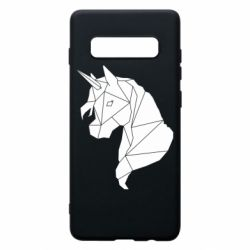 Чохол для Samsung S10+ Broken unicorn 1
