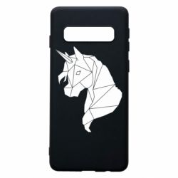 Чохол для Samsung S10 Broken unicorn 1