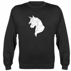 Реглан (світшот) Broken unicorn 1