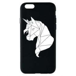 Чохол для iPhone 6/6S Broken unicorn 1