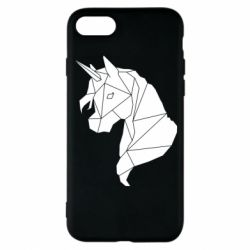 Чохол для iPhone 8 Broken unicorn 1