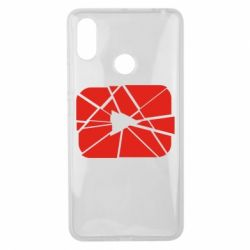 Чохол для Xiaomi Mi Max 3 Broken