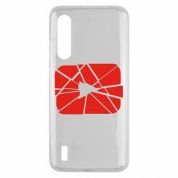 Чохол для Xiaomi Mi9 Lite Broken
