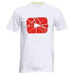 Чоловіча спортивна футболка Broken
