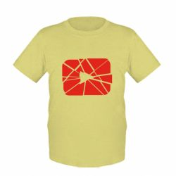 Дитяча футболка Broken