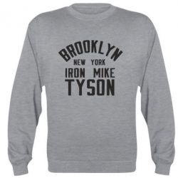 Реглан (свитшот) Brooklyn Mike Tyson - FatLine