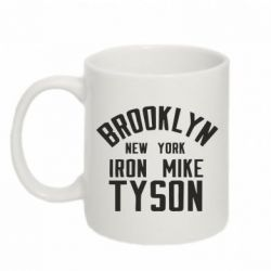 Кружка 320ml Brooklyn Mike Tyson