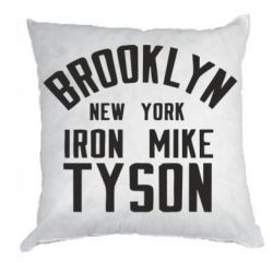 Подушка Brooklyn Mike Tyson - FatLine