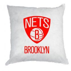 Подушка Brooklyn Nets - FatLine