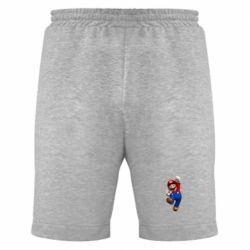 Мужские шорты Brother Mario - FatLine