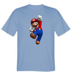 Мужская футболка Brother Mario - FatLine