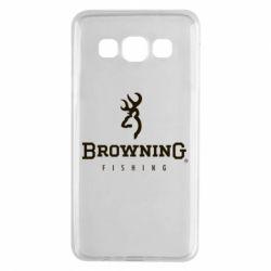 Чехол для Samsung A3 2015 Browning - FatLine