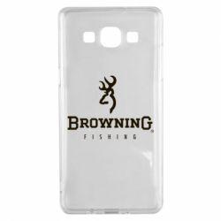 Чехол для Samsung A5 2015 Browning - FatLine