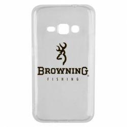 Чехол для Samsung J1 2016 Browning - FatLine