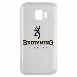 Чехол для Samsung J2 2018 Browning - FatLine