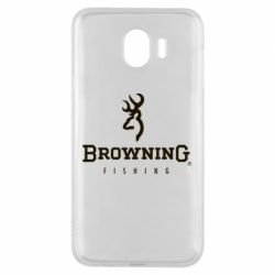 Чехол для Samsung J4 Browning - FatLine