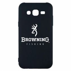 Чехол для Samsung J5 2015 Browning - FatLine