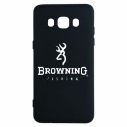 Чехол для Samsung J5 2016 Browning - FatLine