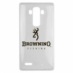 Чехол для LG G4 Browning - FatLine