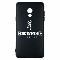 Чехол для Meizu 15 Lite Browning - FatLine