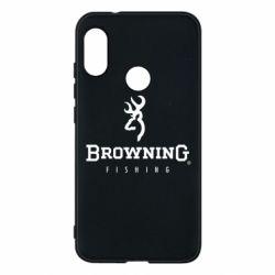 Чехол для Mi A2 Lite Browning - FatLine