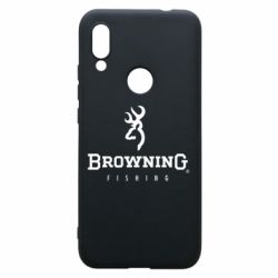 Чехол для Xiaomi Redmi 7 Browning - FatLine
