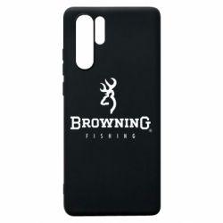 Чехол для Huawei P30 Pro Browning - FatLine