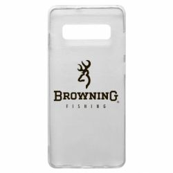 Чехол для Samsung S10+ Browning - FatLine